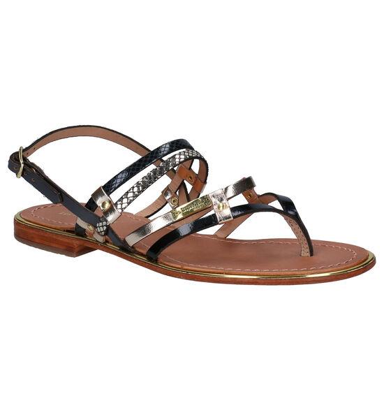Les Tropeziennes Cumin Zwarte Sandalen
