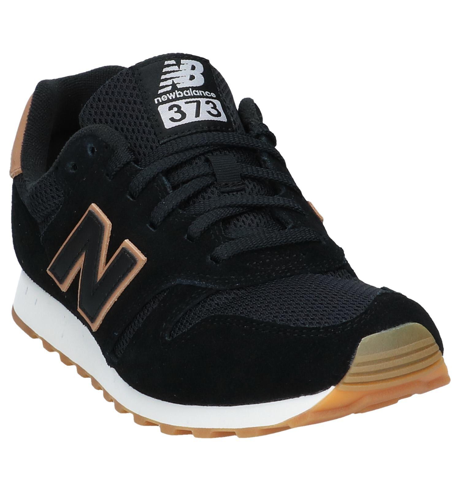 Zwarte Sneakers New Balance ML373
