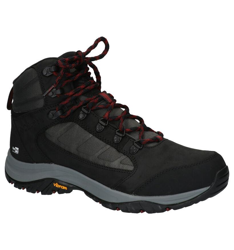 Columbia Outdry Chaussures de randonnée en Noir en textile (252844)