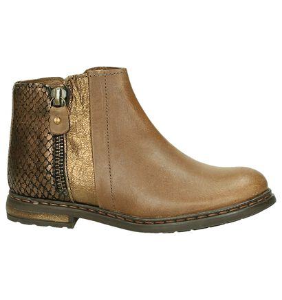 Hampton Bays Cognac Geklede Boots, Cognac, pdp