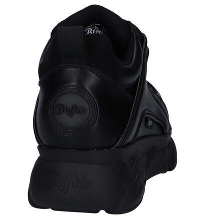 Buffalo Baskets basses  (Noir), Noir, pdp