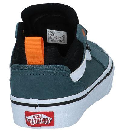 Blauwe Vans Filmore Skateschoenen, Grijs, pdp