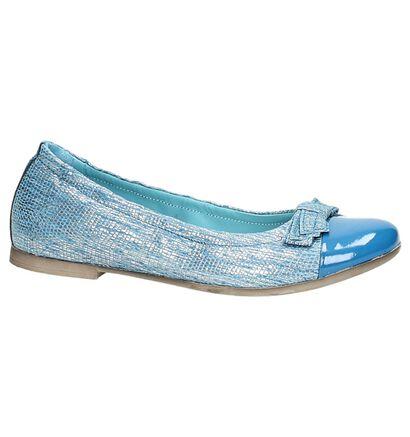 Rondinella Ballerines  (Bleu), Bleu, pdp