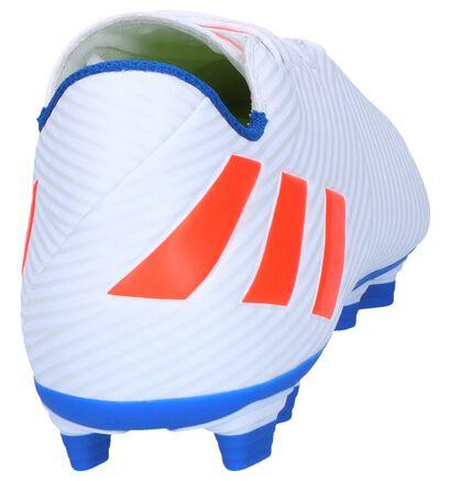 Witte Voetbalschoenen adidas Nemeziz Messi, Wit, pdp