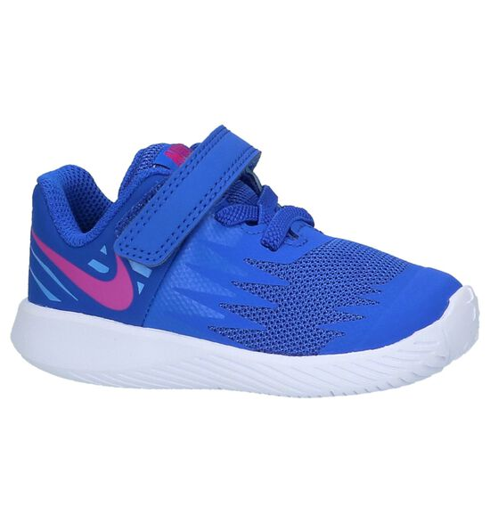 Nike Star Runner Baskets basses en Fluo