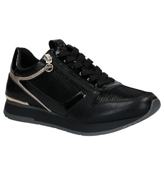 Tamaris Baskets en Noir