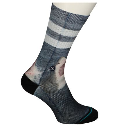 Grijze Sokken Stance Brucey - 1 Paar , Grijs, pdp