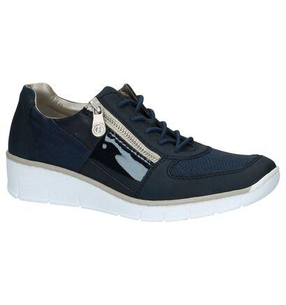 Rieker Chaussures à lacets  (Bleu foncé), Bleu, pdp
