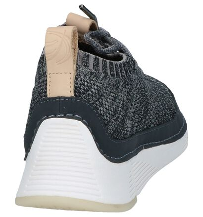 Grijze Slip-on Sneakers Clarks Tri Native, Grijs, pdp