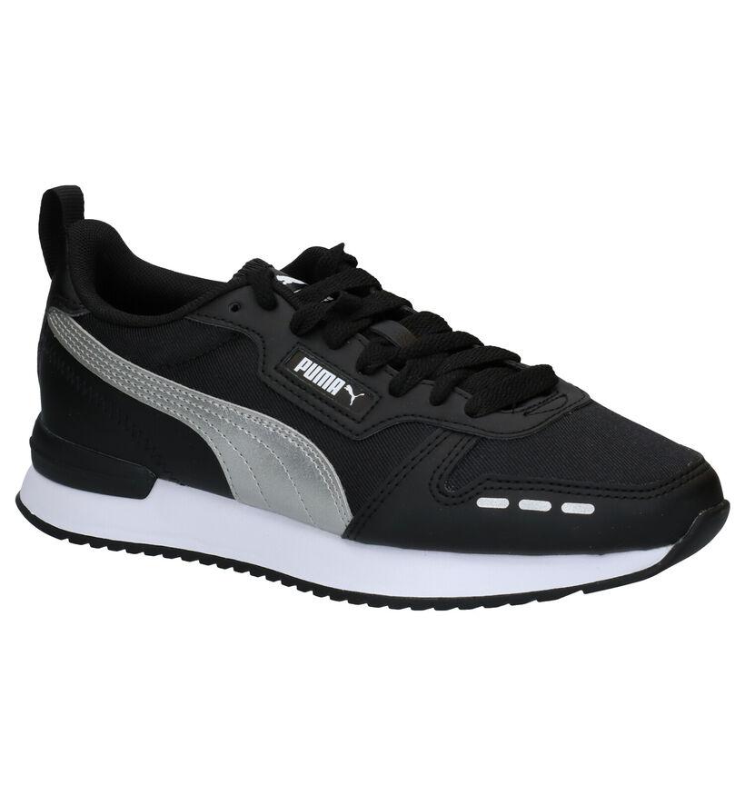 Puma R78 WN'S Baskets en Noir en simili cuir (288562)