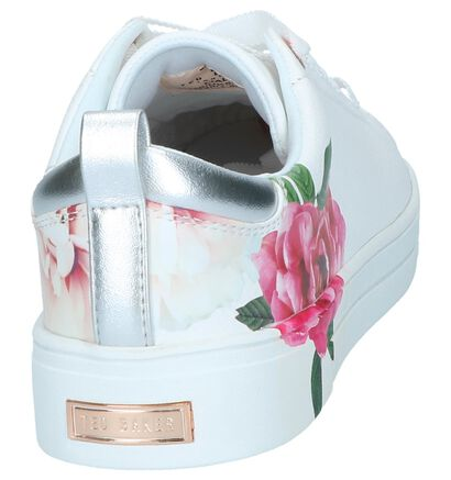 Witte Sneakers Ted Baker Lialy , Wit, pdp