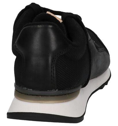 Clarks Chaussures à lacets en Noir en textile (221335)