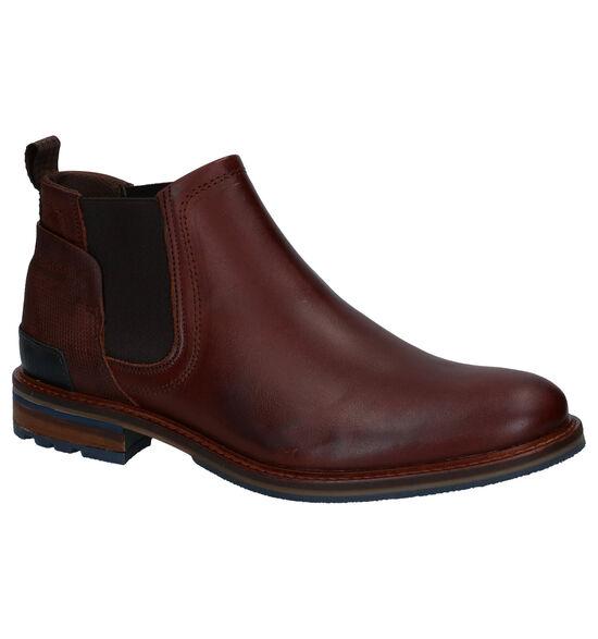 Bullboxer Cognac Cheslea Boots