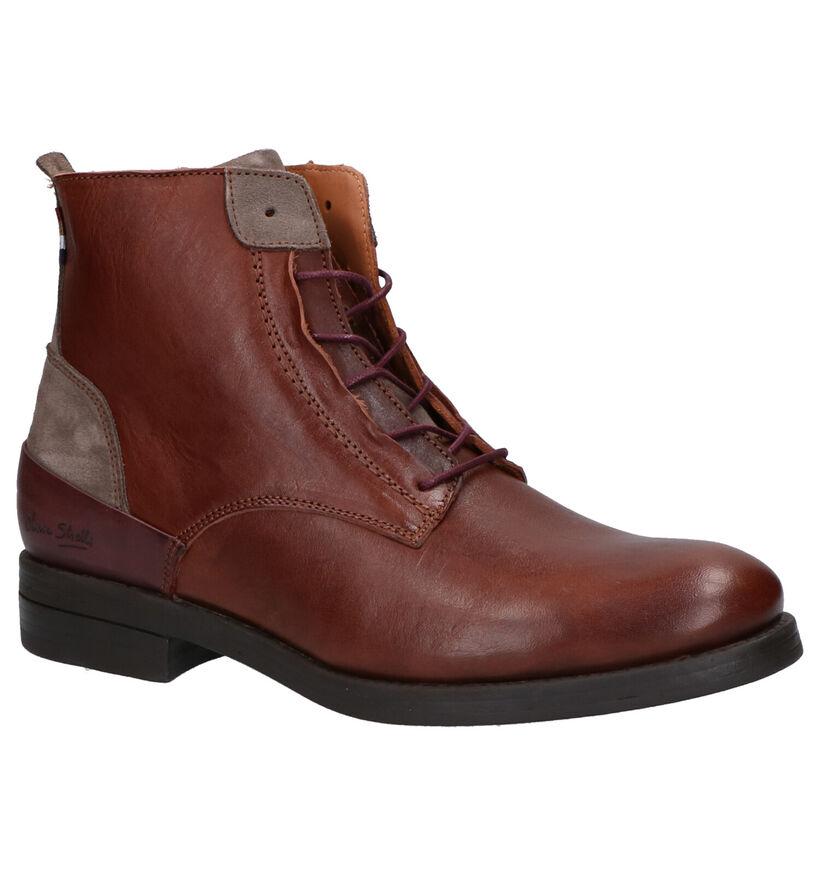 Olivier Strelli Julius Cognac Boots in leer (263261)