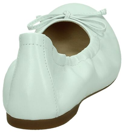 Witte Gabor Best Fitting Ballerina, Wit, pdp