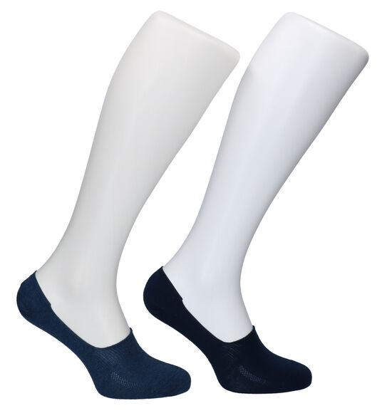Levi's Socquettes en Bleu - 2 Paires