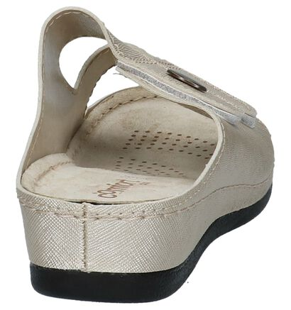 Comfort Plus Nu-pieds  (Or), Or, pdp