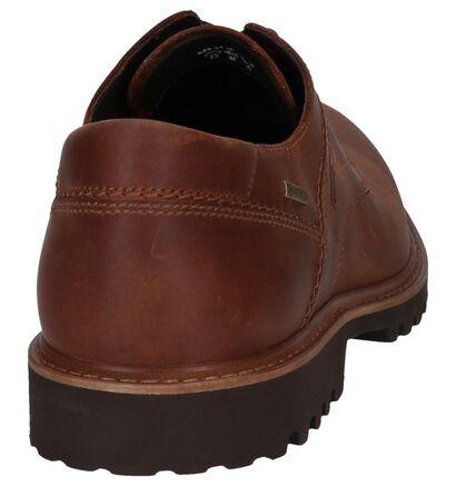 Camel Active University Chaussures Basses en Cognac en cuir (259369)