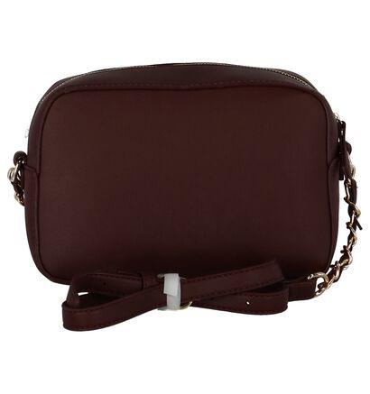 Valentino Handbags Sacs porté croisé en Bordeaux en simili cuir (232978)