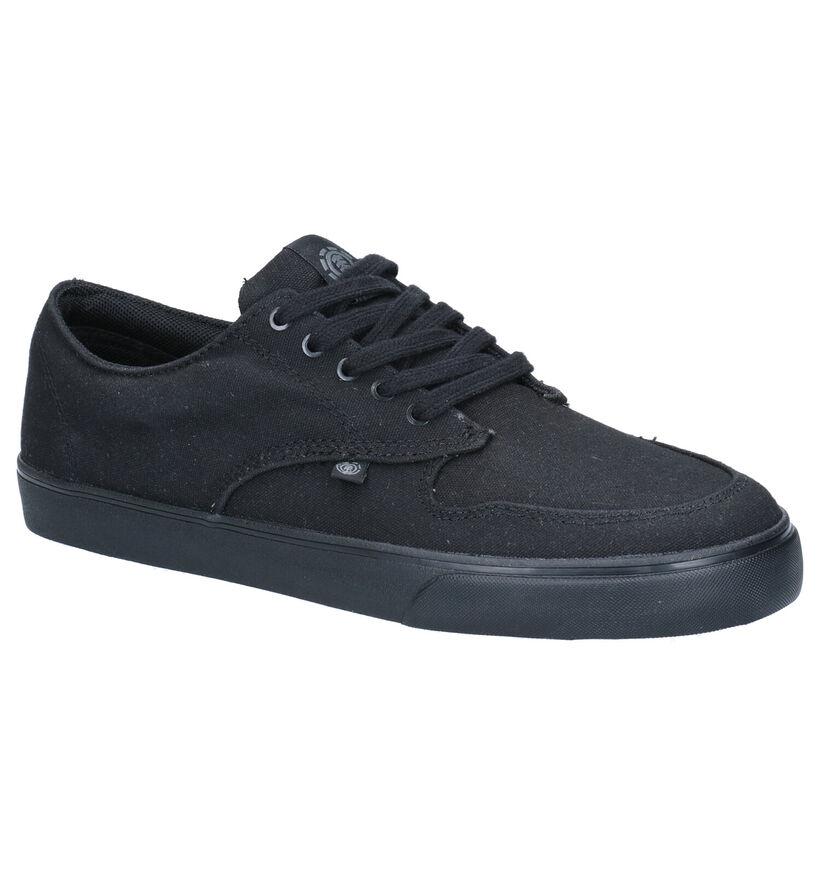 Element Topaz C3 Zwarte Sneakers in stof (267980)