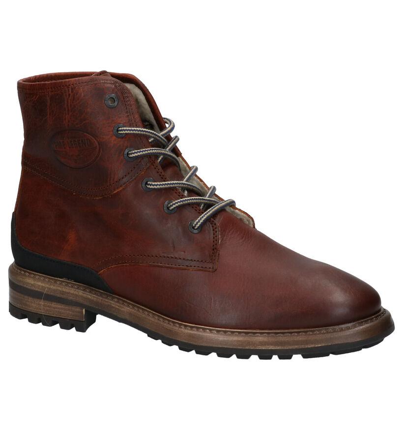 PME Legend Aviator Bruine Boots in leer (254775)