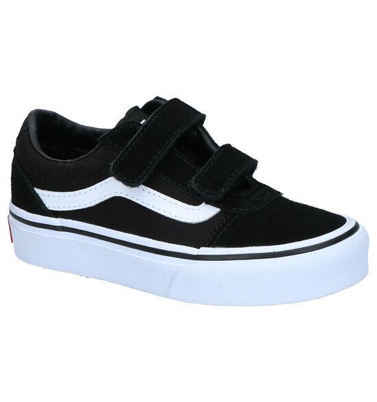 Zwarte Skateschoenen Vans Ward