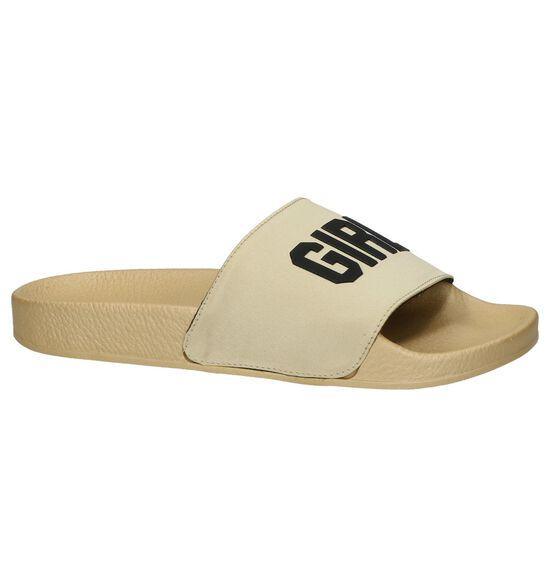 The White Brand Gouden Slippers Girl Gang