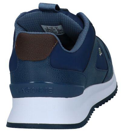 Donker Blauwe Sneakers Lacoste Joggeur, Blauw, pdp