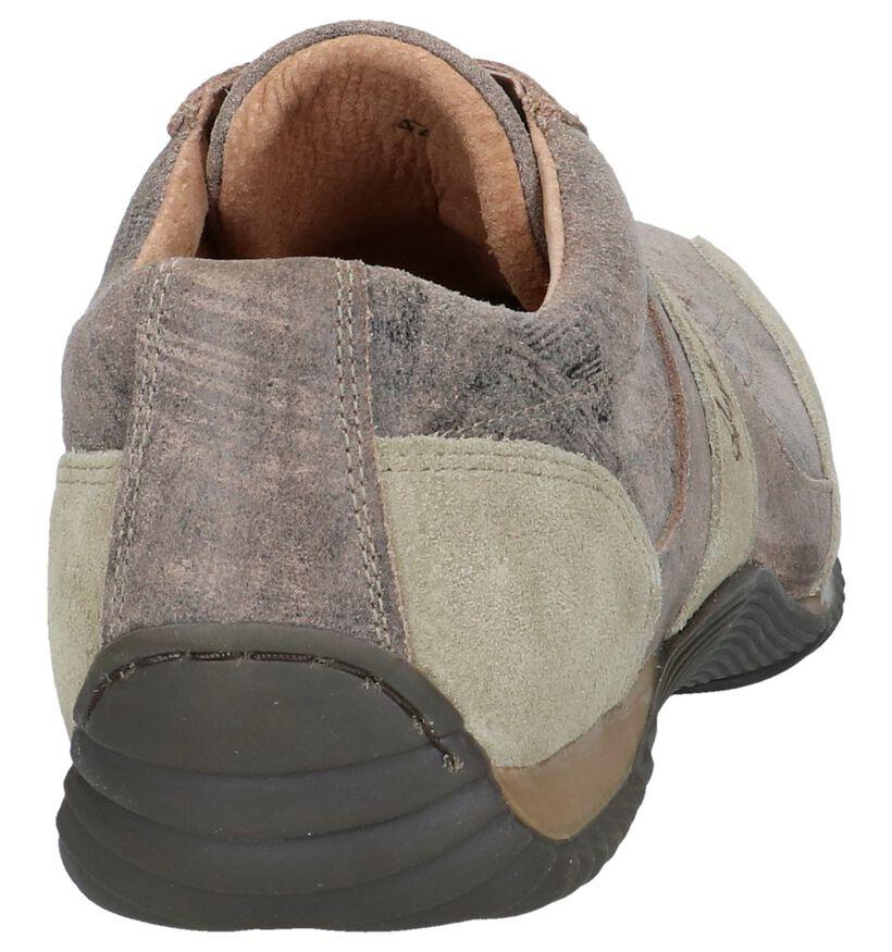 Australian Chaussures basses en Taupe en nubuck (251256)