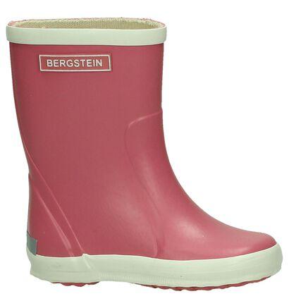 Bergstein Bottes de pluie  (Jaune), Rose, pdp