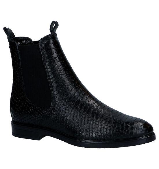 Hampton Bays Zwarte Chelsea Boots