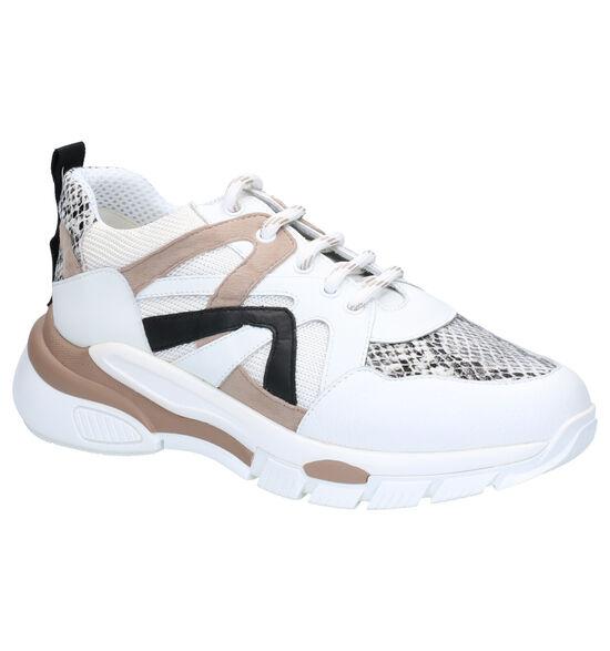 Tosca Blu Magnolia Witte Sneakers