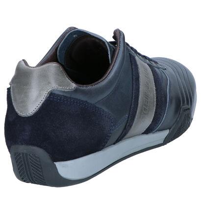 Cycleur de Luxe Senna Chaussures à lacets en Blanc en cuir (268202)