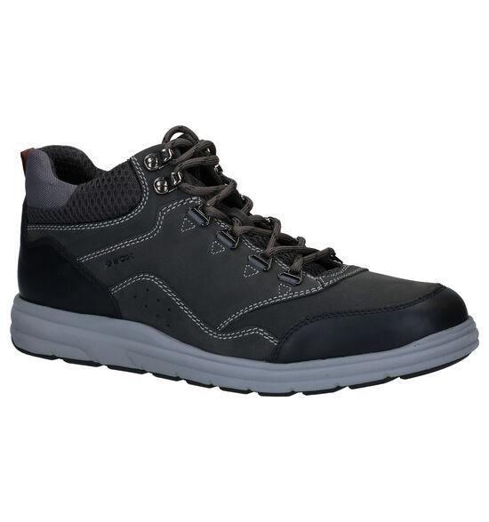 Geox Hallson Chaussures de randonnée en Gris