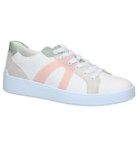 Esprit Agnes Chaussures à lacets en Blanc