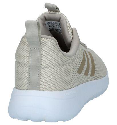 adidas Lite Racer Sneakers Zwart, Beige, pdp