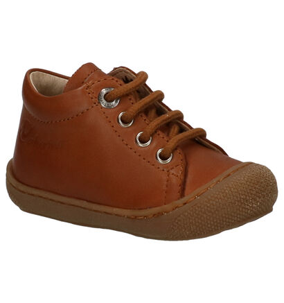 Naturino Cocoon Chaussures hautes en Bleu en cuir (265478)
