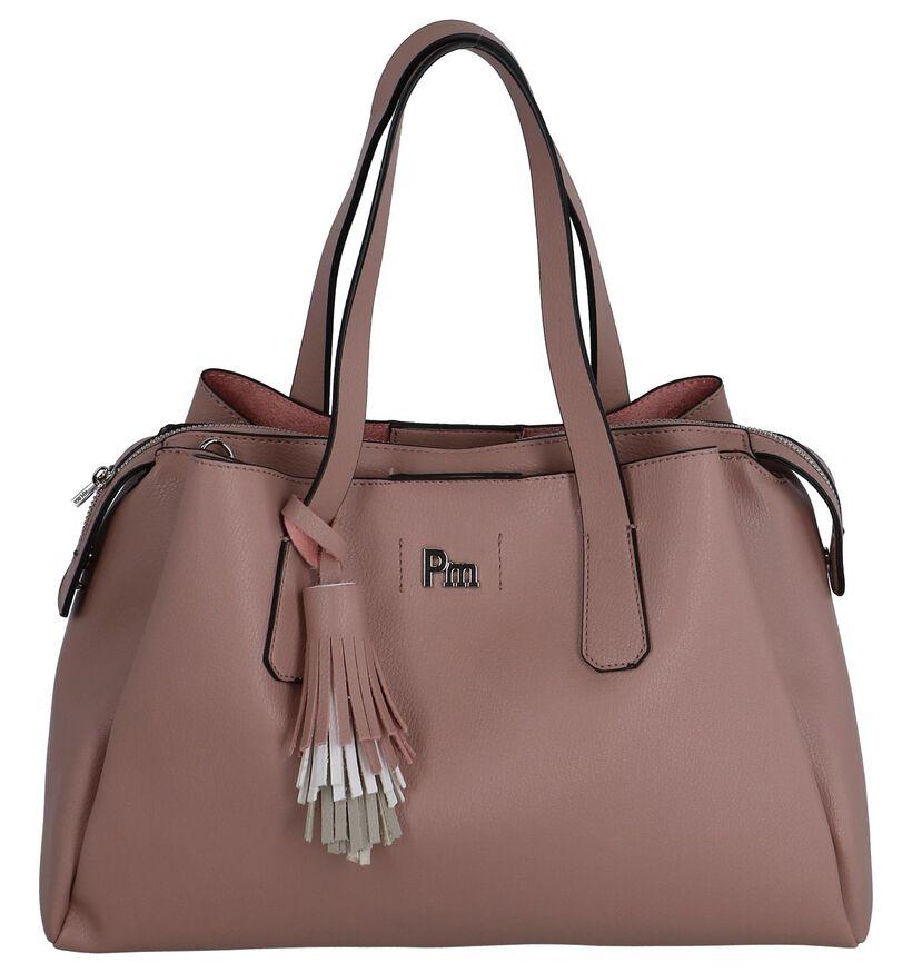 Pepe Moll Sacs à main en Rose en simili cuir (250475)