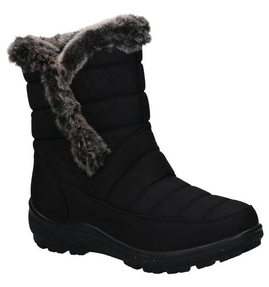 Soft Comfort Zwarte Snowboots
