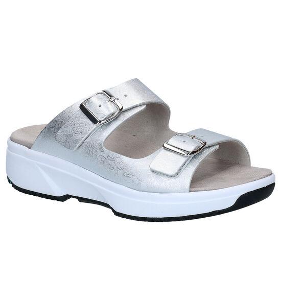 Xsensible Gili Zilveren Slippers