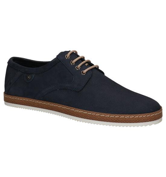 Borgo Sport Chaussures basses en Bleu foncé
