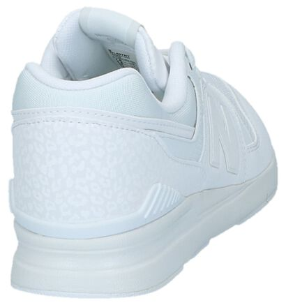 New Balance WL697 Witte Sneakers, Wit, pdp