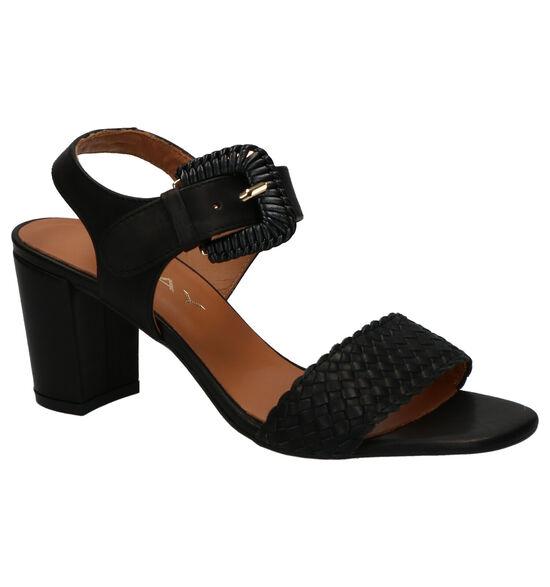 JHay Zwarte Sandalen