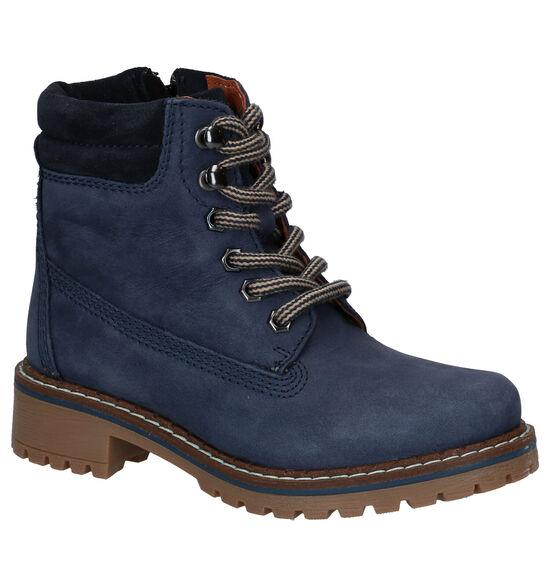 Dazzle Blauwe Boots