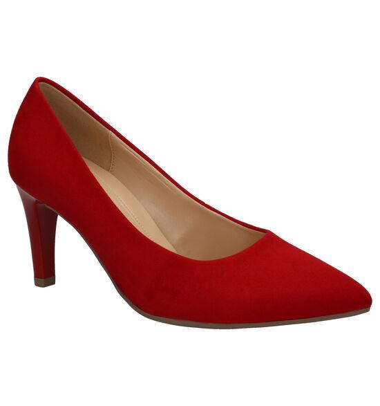 Gabor Soft & Smart Escarpins en Rouge