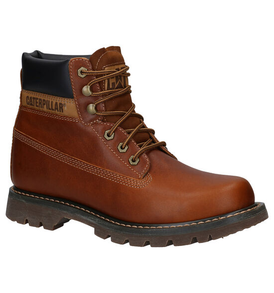 Caterpillar Colorado Cognac Boots