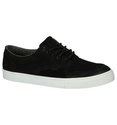 Element Skate sneakers en Noir en daim (200727)