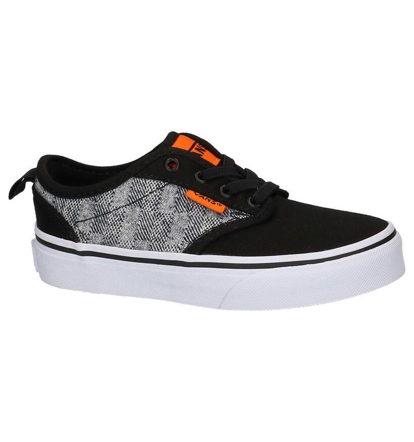Vans Atwood Skate sneakers en Noir en textile (210235)