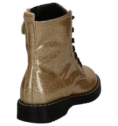 Kipling Liola Gouden Boots in imitatieleer (261145)
