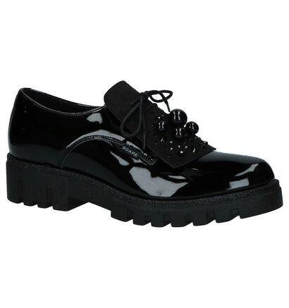 Scapa Chaussures à lacets  (Noir), Noir, pdp